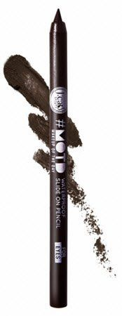 J Cat #MOTD Waterproof Slide On Eye Liner Pencil 105 Dark Brown. High-performance, richly pigmented, waterproof, smudge-proof, and transfer-resistant eye/lip liner pencil. Glides on like a gel and provides intense definition for hours and hours. Define dramatic, sexy eyes and lips with highly pigmented color that lasts all day and all night. These cushiony, creamy eye & lip pencils deliver powerful, vibrant color that slides on smooth. Stays soft and creamy for blending, then dries to a...
