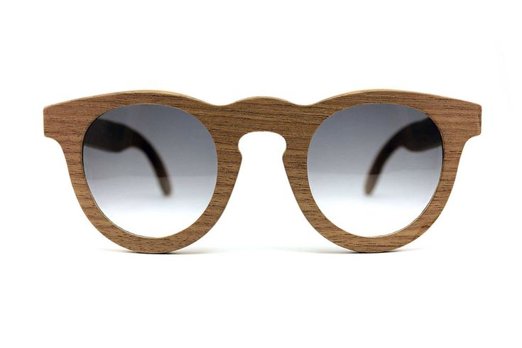 Double O Sunglasses | Wrath - 7 Deadly Sins Collection, Greek Handmade Wooden Sunglasses