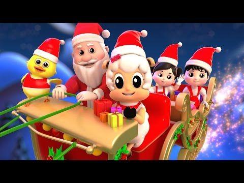 Jingle bells jingle bells | Xmas songs | Christmas songs for children | Christmas carol - YouTube