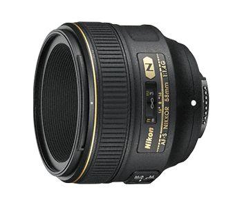 Nikon France - Objectifs NIKKOR - Objectifs Auto Focus - Objectifs FX - Objectif à Focal Fixe - AF-S NIKKOR 58mm f/1.4G - Appareils photo numériques, Reflex, COOLPIX, Objectifs NIKKOR