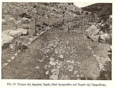 ΔΙΑΡΚΗΣ ΚΙΝΗΣΗ: Ανασκαφές Ι. Τραυλού 1937