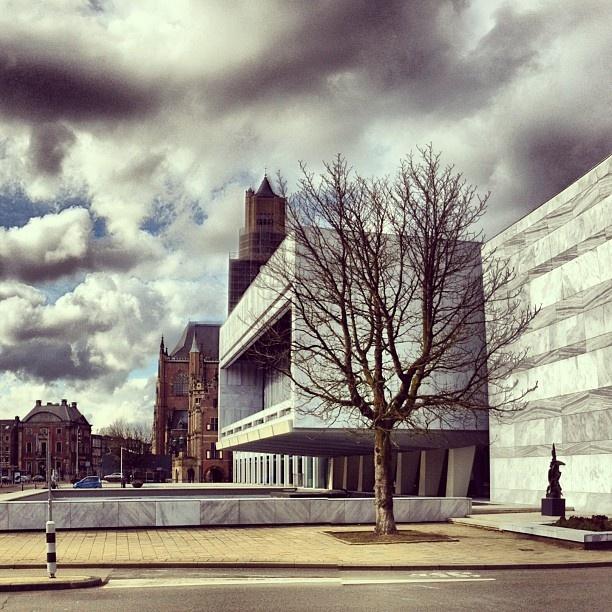 Arnhem #redbol #clouds #winter
