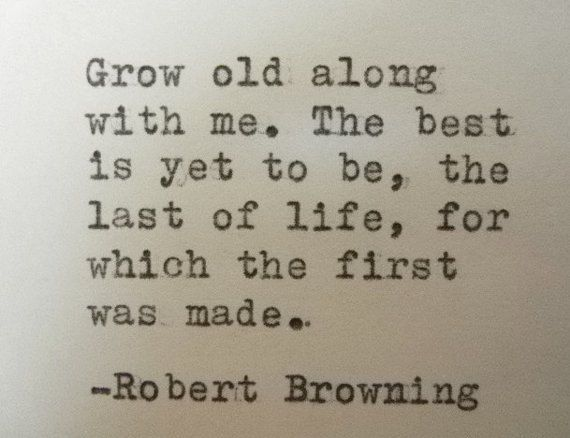 ROBERT BROWNING quote love quote Literary love by PoetryBoutique