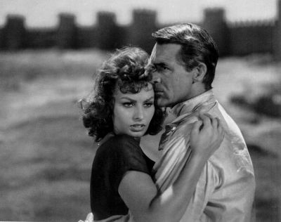 Sophia loren and rock hudson oldies but goodies for Cary grant first movie