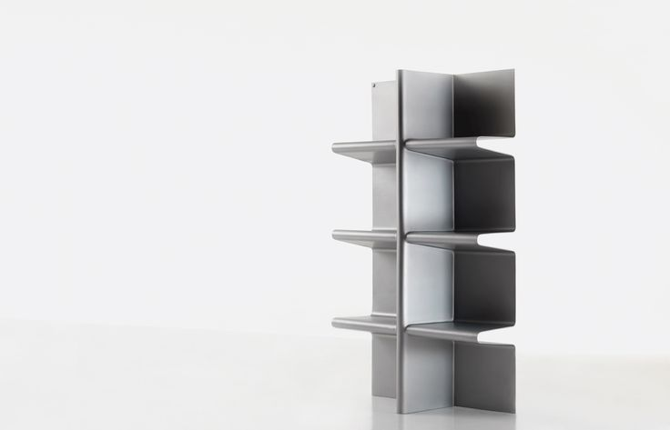 #cioccolata bookcase, design by Aziz Sariyer for #altreforme, #limitededition #interior #home #decor #homedecor #furniture #aluminium