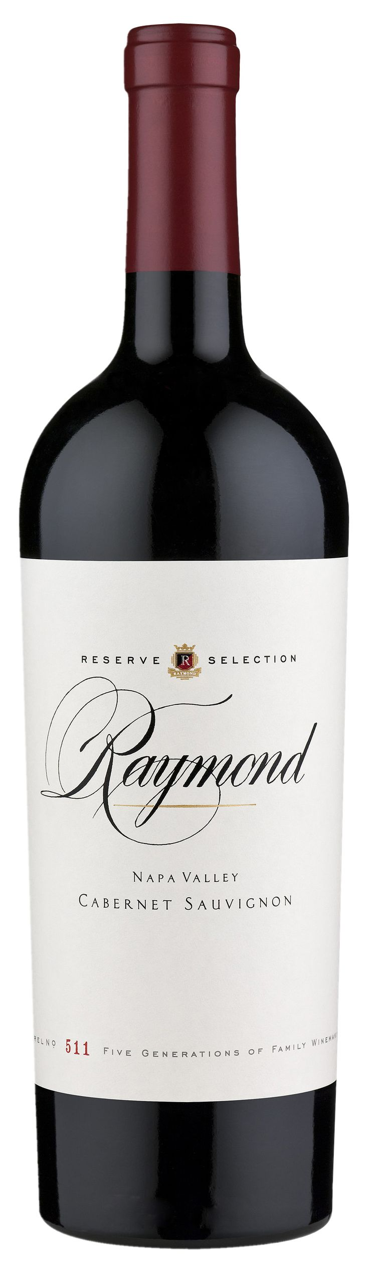 Raymond Cabernet Sauvignon. A great example of a Napa Cab.