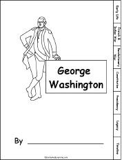 Activities, Worksheets and Crafts for Presidents Day - Enchanted Learning Software