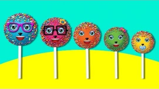 Cake Pop Finger Family Collection - Finger Family Collection - Daddy Songs - added by fingerfamilysong in Best Finger Family Songs 2017
