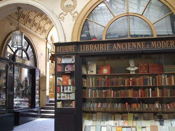 Interior Galerie Vivienne