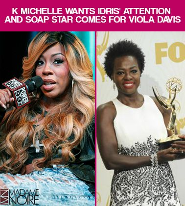 On this week's Did Y'all See? We're discussing Nancy Grahn, R.L. And K. Michelle getting mad and very messy.