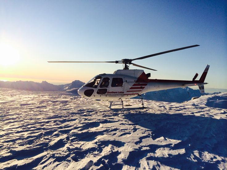 Apline Scenic (Flight 104) - the opportunity to land in the snow on one of Queenstown's many peaks - whatever the season!!