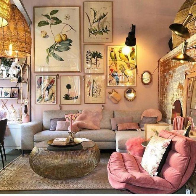 24+ New Ideas in House Design Interior Living Room …