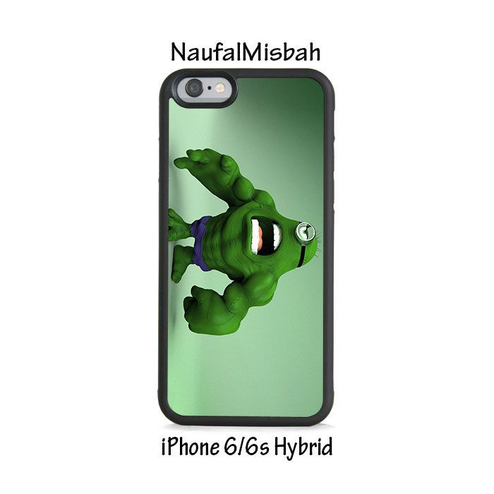Hulk Despicable Me Minion iPhone 6/6s HYBRID Case Cover