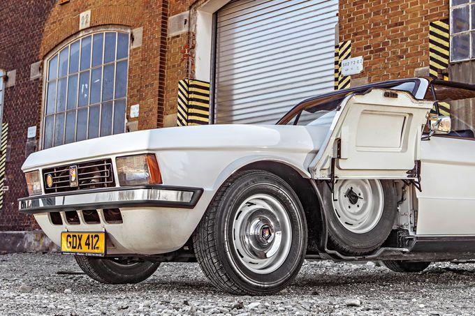 Bristol 412 SII Zagato