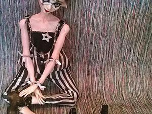 Как создать странного эльфа, или Кукла-марионетка из папье-маше - КотикаС - Ярмарка Мастеров http://www.livemaster.ru/topic/1171329-kak-sozdat-strannogo-elfa-ili-kukla-marionetka-iz-pape-mashe