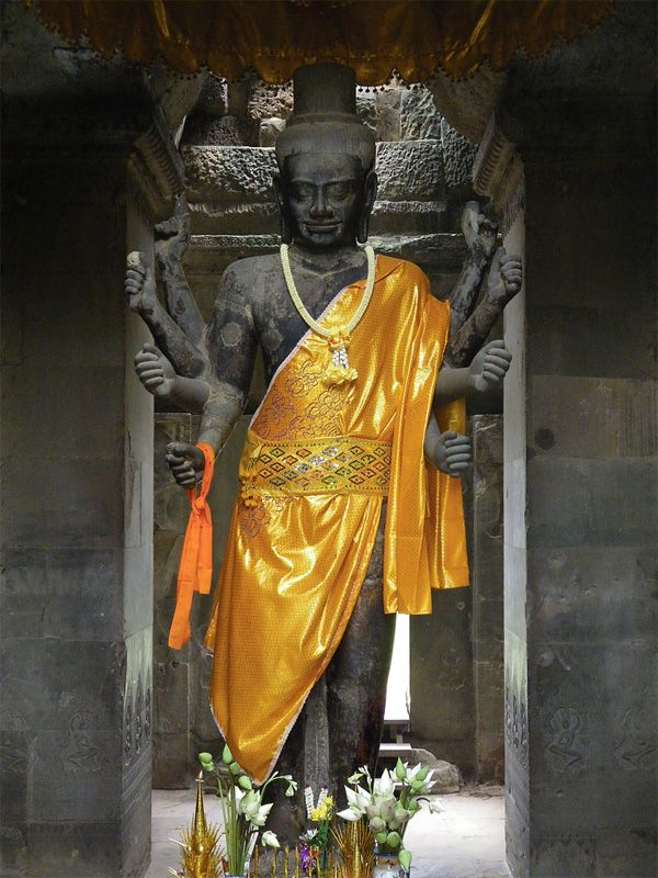 ancient black moors | The Khmer Hindus of Cambodia: Black Asian History – By Oguejiofo ...