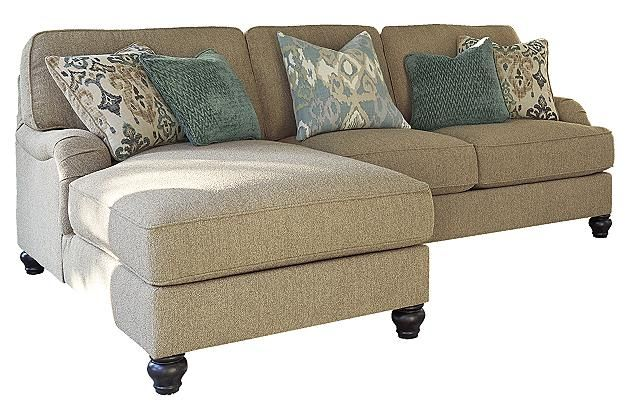 Sand julesburg 2 piece sectional view 2 ideas for our for Sectional sofa redo