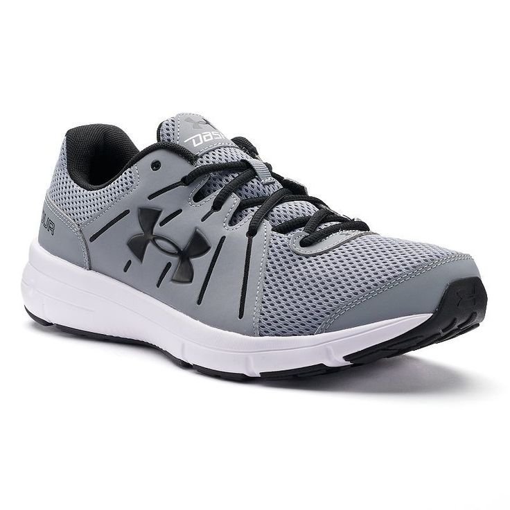 Under Armour Dash RN 2 Men's Running Shoes, Size: 7.5, Med Grey