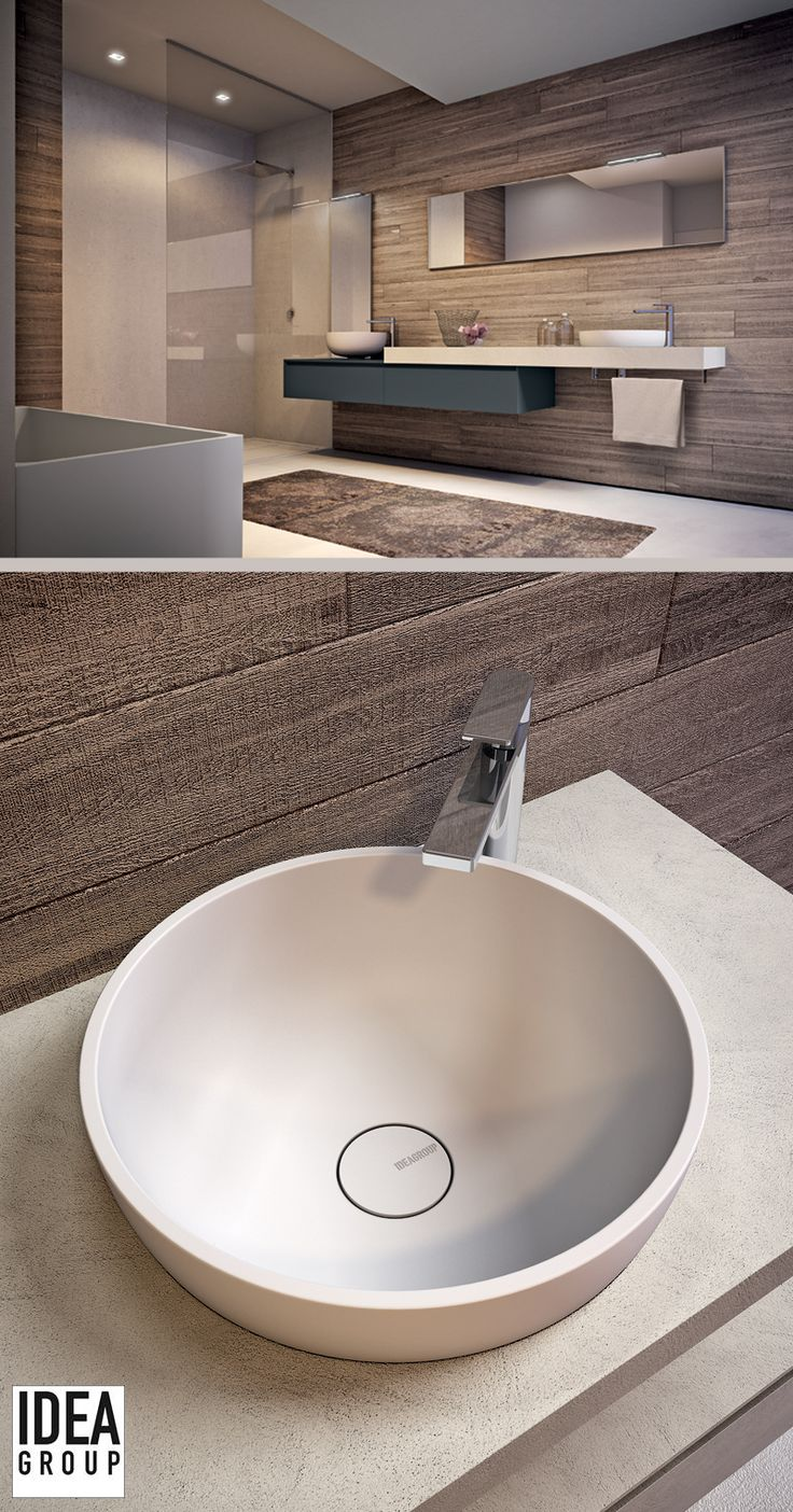 Cubik Collection, the bathroom furniture in harmonizing with the most diverse lifestyles. #Ideagroup #Design