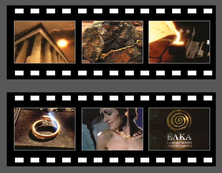 ELKA GREEK SILVER AND GOLD CENTER Panhellenic Organization of conferences & events ▼ Development of sponsorship programs ▼ Nationwide campaigns in press, tv, radio ▼ Development of communication and publicity ▼ Creation of communication materials