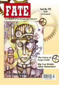 Fate #730. Cover illustration by Eugene Ivanov. #eugeneivanov #steampunk #science #fiction #fantasy #machinery #victorian #illustration #art #original  #@eugene_1_ivanov