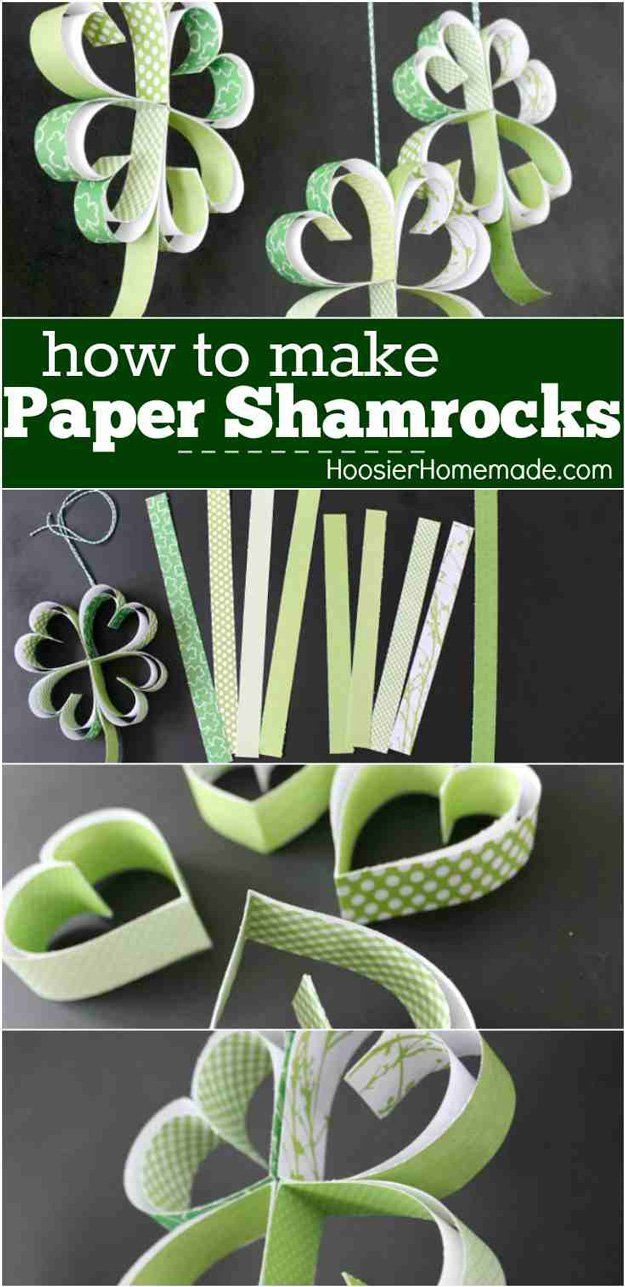 DIY Decoration Ideas for St. Patrick's Day | www.diyprojects.com/our-st-patricks-day-party-ideas/