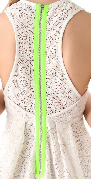 Love the back of the Funktional Venice Dress #shopbop