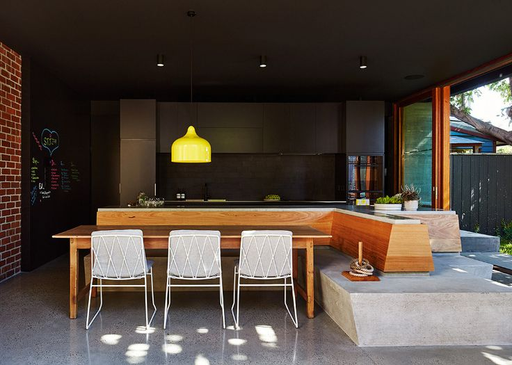Local House By MAKE Architecture Via Lunchbox Architect