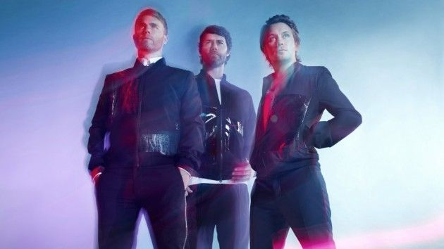 Take That to switch on Regent Street Christmas Lights