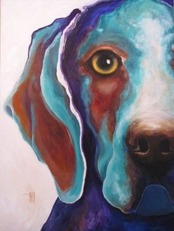 Gallery of Ed Hofer Dog Paintings | Dog Painting Artist - Ed Hofer
