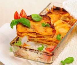 Recept Lasagne od Vorwerk vývoj receptů - Recept z kategorie Hlavní jídla - maso