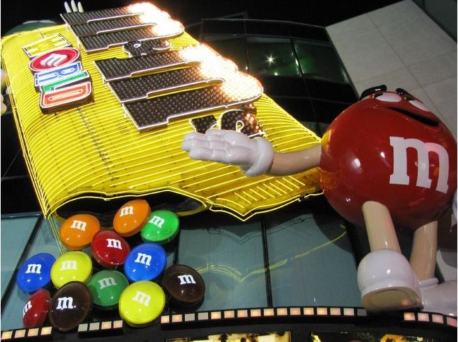 M&M World, Las Vegas 78 Insider Tips, Photos and Reviews