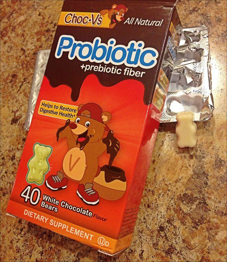 Choc v probiotic
