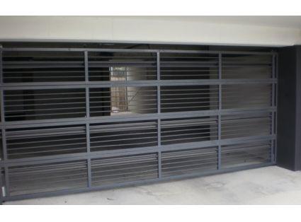 Eziroll Ezi Bar Panel Aluminium Sectional - Best Doors