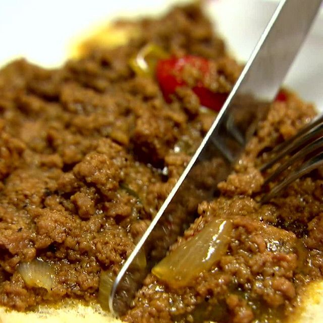 Scott Elley's Sloppy Joes from Food Network
