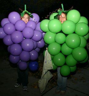 Grape girls