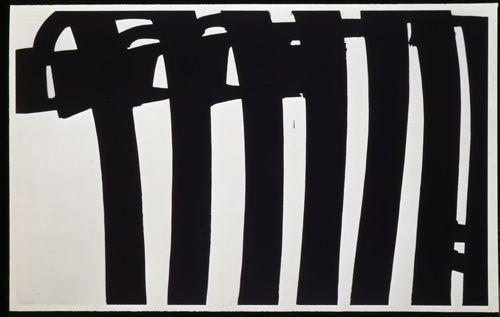 Pierre Soulages: Janvier 1970, French Artists, Peintur 202, Pierre Soulag, 17 Janvier, Abstract Art, Private Collection, Soulag Pierre, 327 Cm