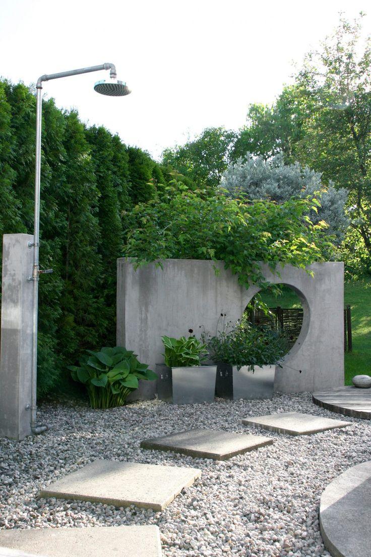 Trädgård plank trädgård : 193 best outdoor showers images on Pinterest | Outdoor showers ...