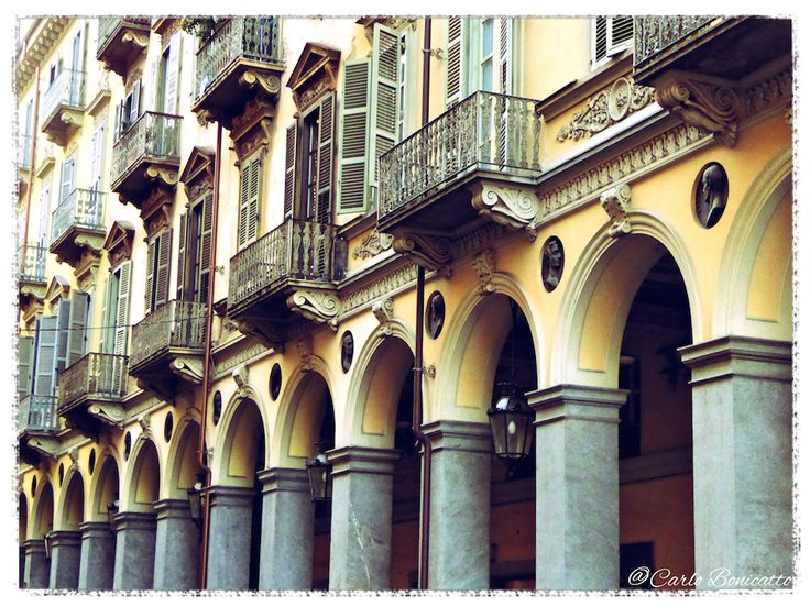 1000 images about torino piemonte on pinterest turin - Lavoro architetto torino ...