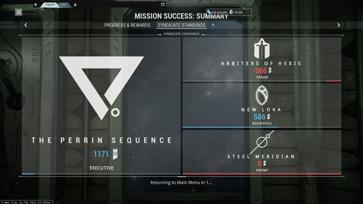 Warframe is also simple/clean/modern with a lot of strong graphical elements.