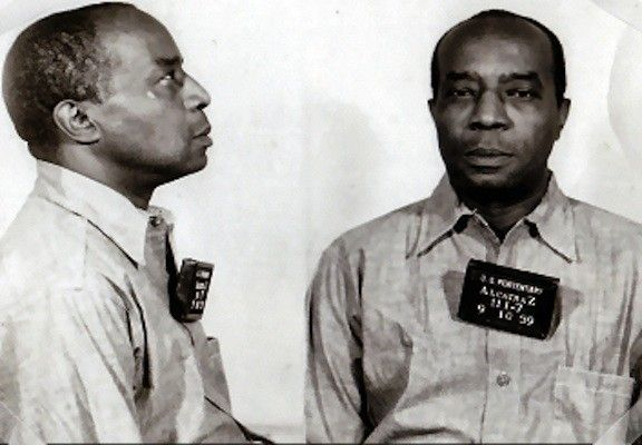 "Ellsworth Raymond ""Bumpy"" Johnson (October 31, 1905 - July 7, 1968) was an American gangster in New York City's Harlem in the early 20th century. He was an associate of mob boss Stephanie St. Clair. He was one of the leading criminals in Harlem to fight a war against Dutch Schultz, who incorporated the city's organized crime into the Jewish and Italian mobs of the day. He was hired as an enforcer by the Genovese family to protect the Mafia in black neighborhoods against local criminals."