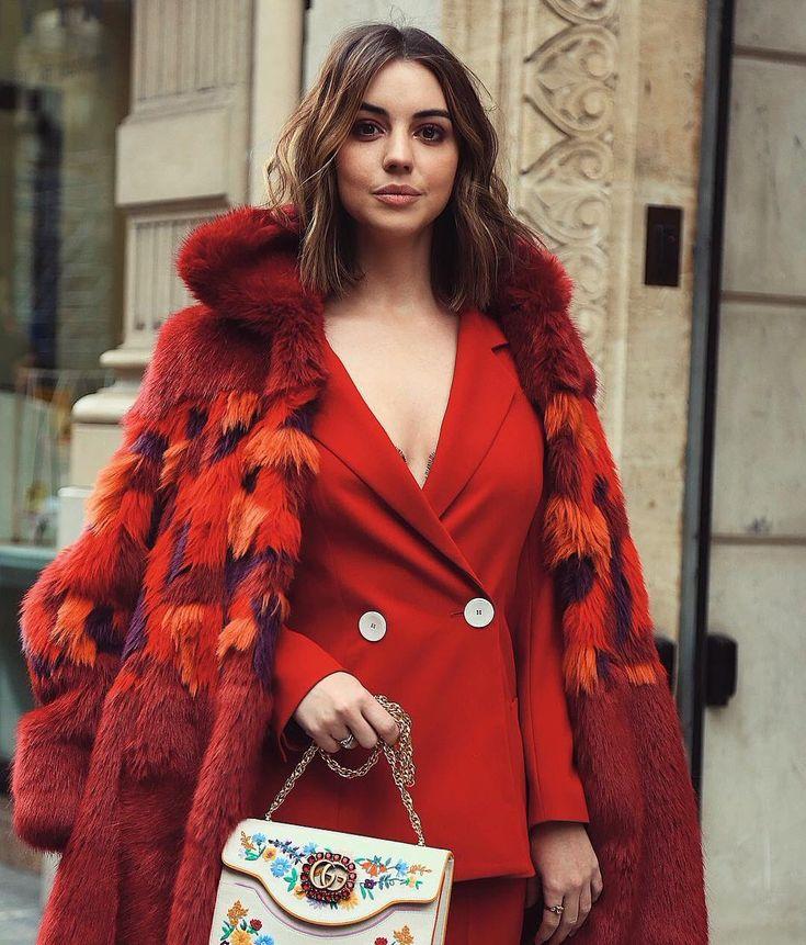 Addy Kane, Paris Fashion Week 2018 Adelaide Kane France ...