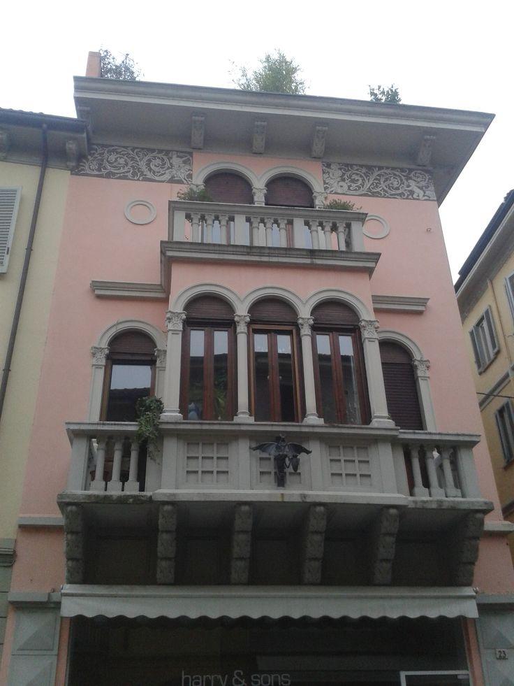 House in Vigevano / Italy
