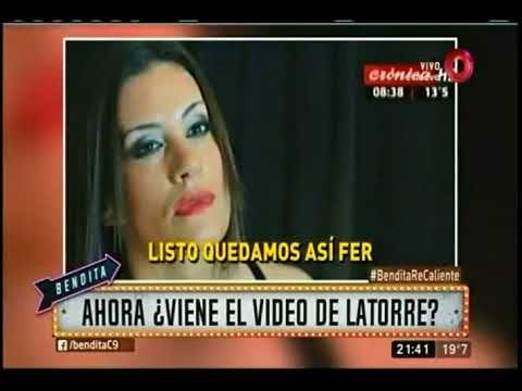 """Lola: """"No existe el video de Latorre"""""""