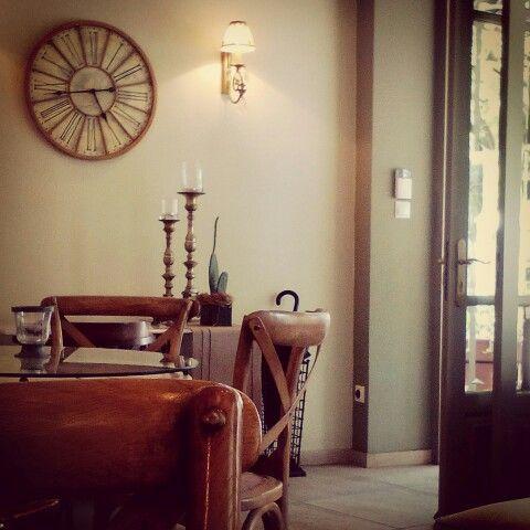 my favorite coffee shop. Kantio cafe @ Agrinio, Greece.