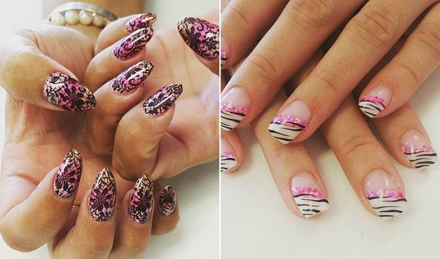 Kunstnagels en nailarts in de salon on http://www.beautynailsfun.nl/2015/11/kunstnagels-en-nailarts-in-de-salon-3/