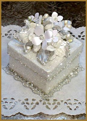 """Vintage Glamour"" Gift Box Image"