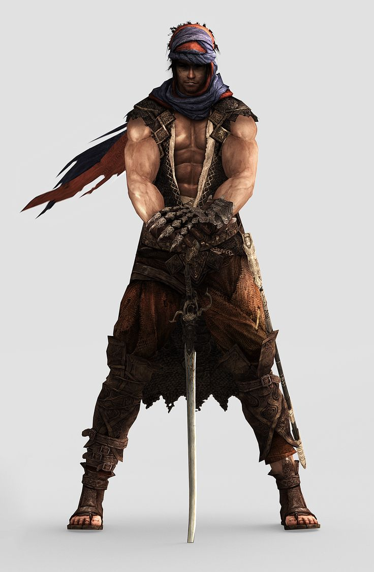 Prince Of Persia 2008 by DaemonCollection on DeviantArt