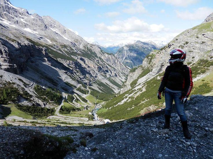 Stilfser Joch / Passo dello Stelvio nel Trafoi, Trentino - Alto Adige