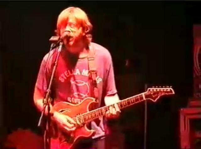 Phil Lesh and Friends 4-15-1999 featuring Trey Anastasio and Page of Phish